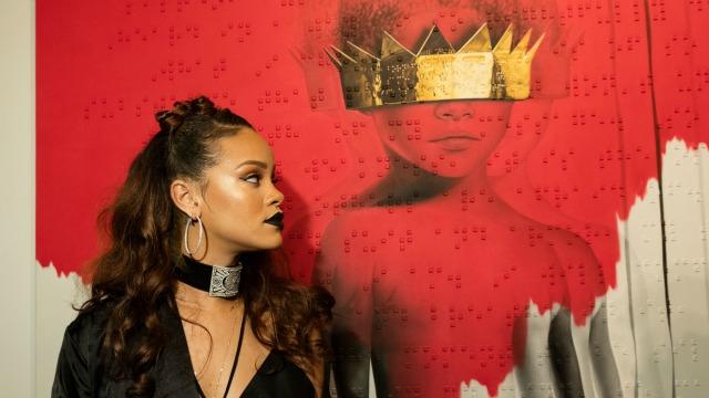 Rihanna se renouvelle et surprend avec l'album Anti