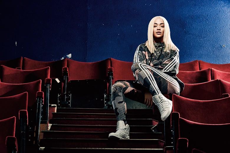 Focus sur la collection «Asian Arena» de Rita Ora X Adidas Originals