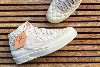 "Just Don x Air Jordan 2 ""Cream"""
