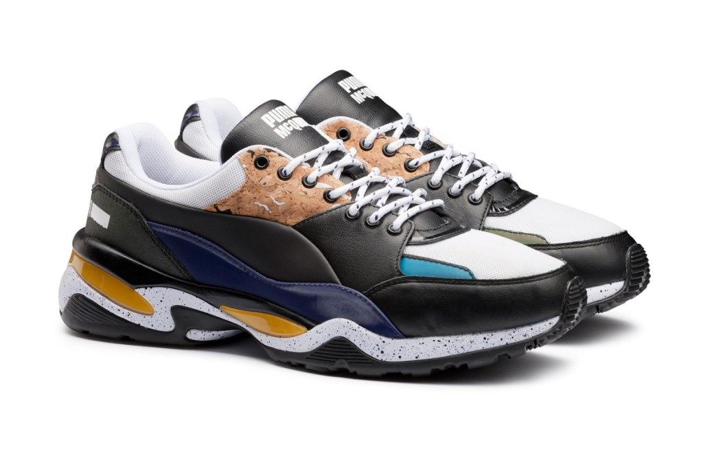Alexander McQueen réinvente la sneakers chez Puma