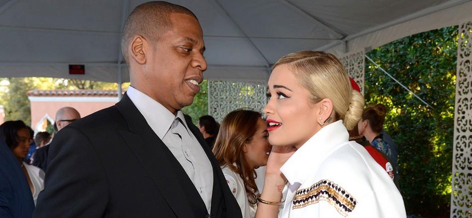 Roc Nation (le label de Jay-Z) porte plainte contre Rita Ora