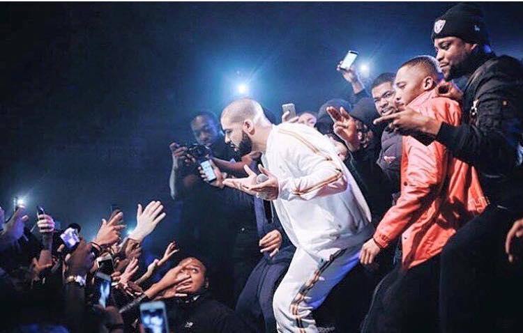 Drake signe sur le label de Skepta