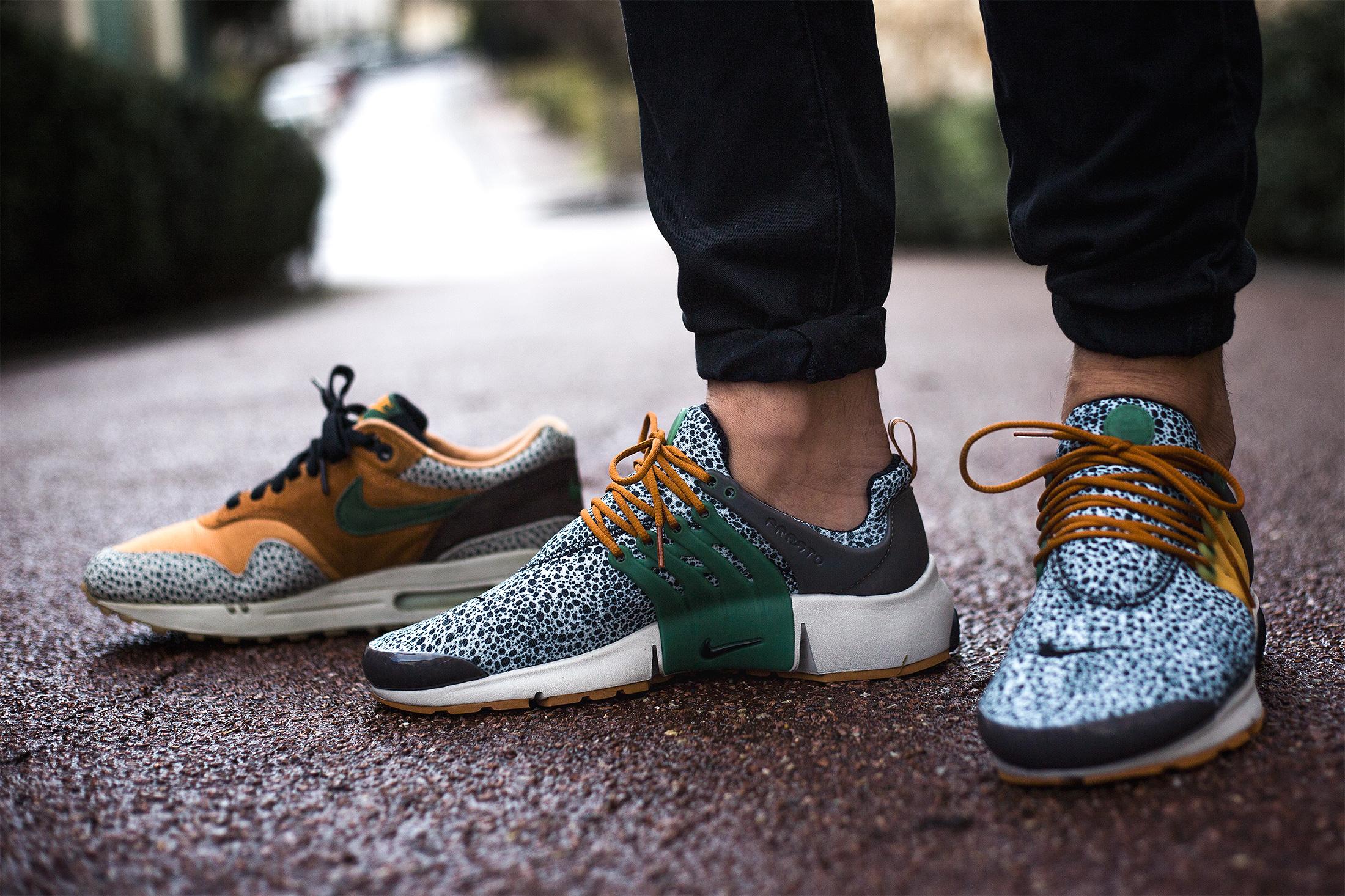 La Nike Air Presto «Safari»