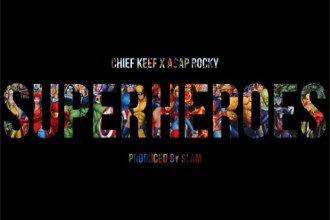 Chief Keef Superheroes