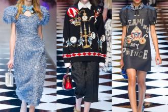 Dolce Gabbana Disney automne hiver 2016 2017
