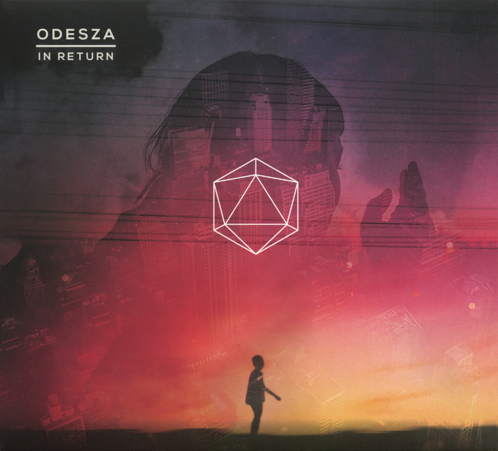 ODESZA sort l'EP » It's Only Remixes «