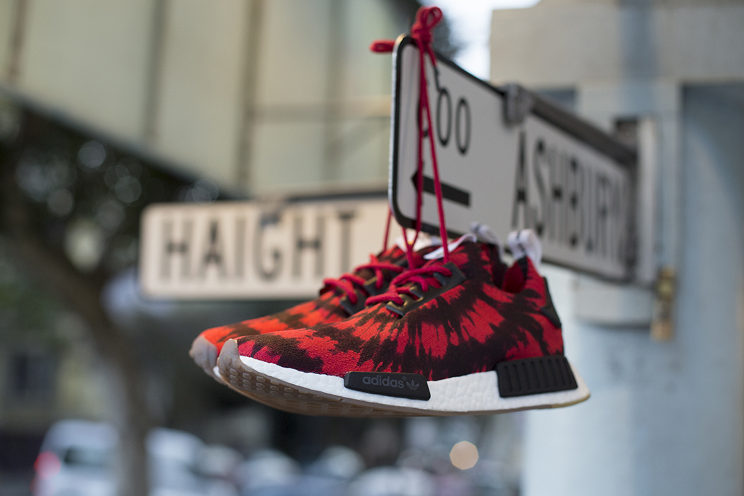 adidas Consortium et Nice Kicks créent leur NMD