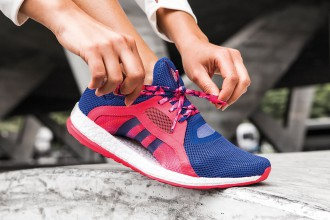Adidas dévoile une nouvelle chaussure de running pour femmes : la PureBOOST X