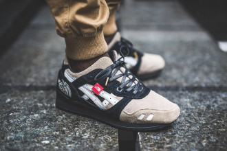"The North Face x ASICS : la GEL-Lyte III ""Apex"" customisée !"