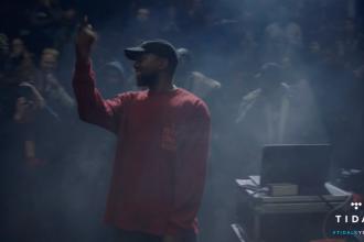 """Ecoutez et regardez le nouvel opus de Kanye West, """"The Life Of Pablo"""""""