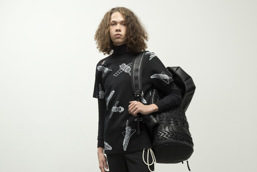 Le designer Tim Coppens et Eastpak présentent leur collaboration à New York