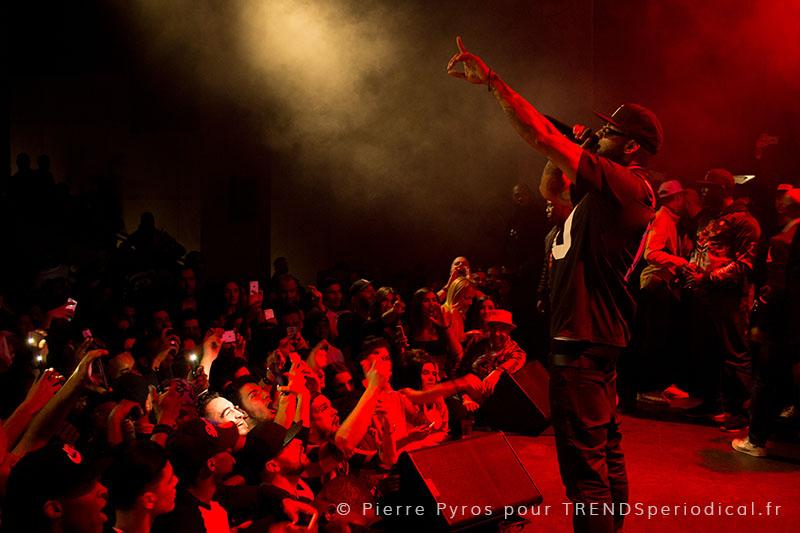 Revivez le concert de Booba au Yoyo, avec TRENDS et Trust the Buzz