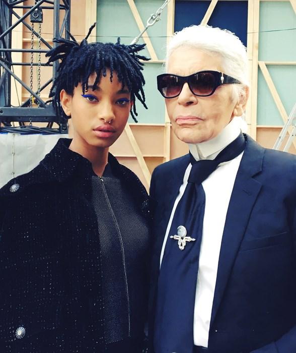 Willow Smith ambassadrice de Chanel