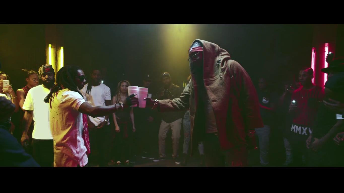 Lil Wayne et 2 Chainz partent en battle dans le clip «Bounce»