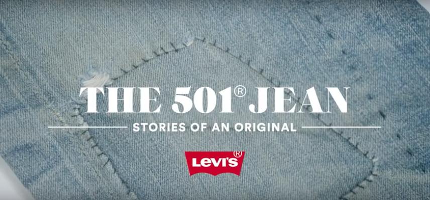 Levi's sort son documentaire sur le 501