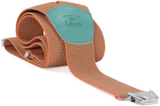 Les bretelles de Léon en pincent pour vous !
