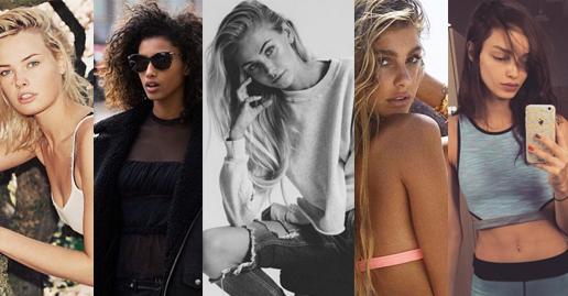 Les filles d'Instagram : la sélection du week end #3