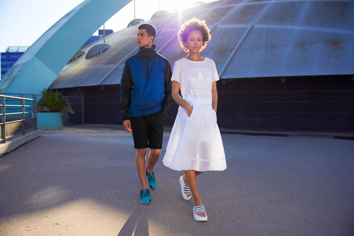Adidas s'inspire d'anciens J.O d'hiver pour sa nouvelle collection «Regista»