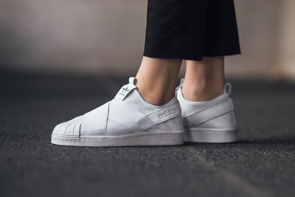 Adidas dévoile la Superstar Slip-On