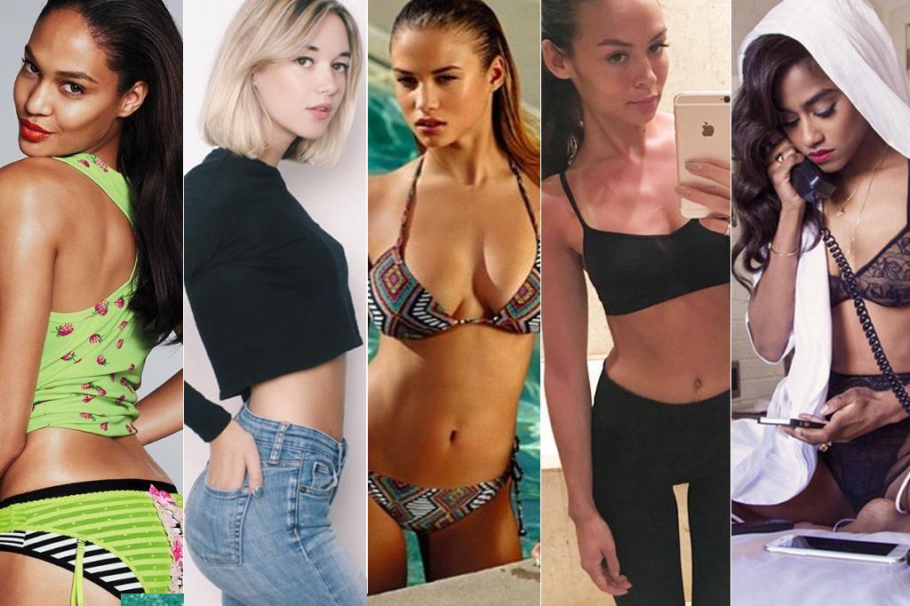 Ce week end, 5 filles sexy à suivre sur Instagram