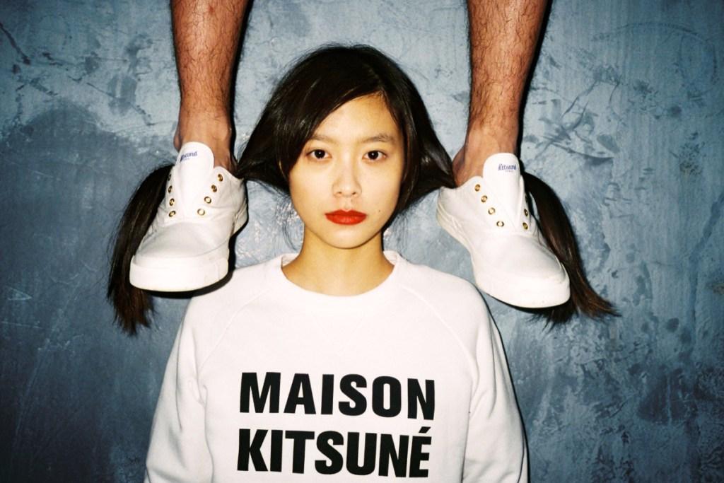 Maison Kitsuné rend hommage à ses origines japonaises