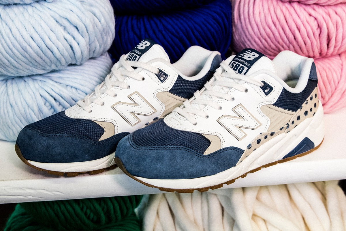 New Balance x Wool & The Gang : Une collaboration réussie