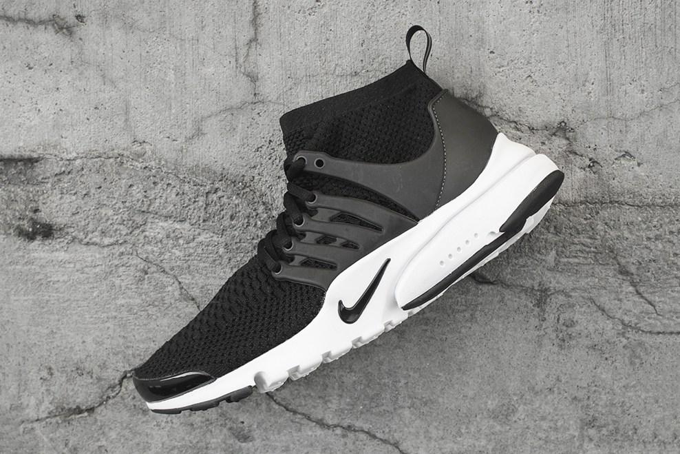 Nike prévoit d'équiper la Presto de Flyknit pour cet été