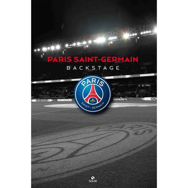 CONCOURS : Gagnez le livre Backstage du Paris Saint Germain