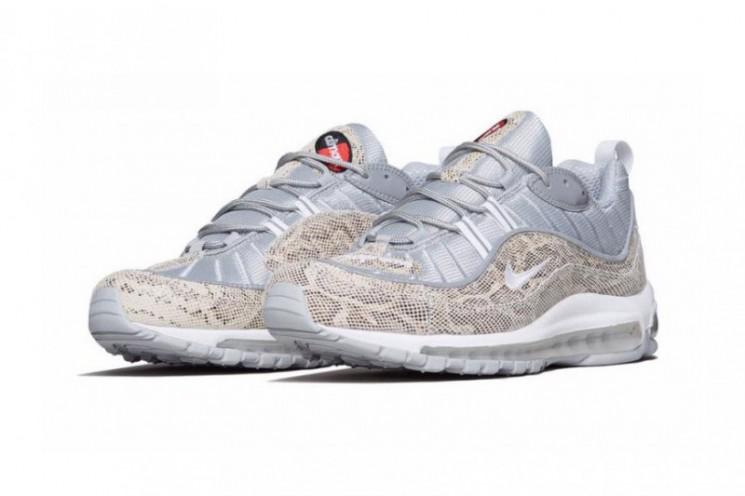 Nike et Supreme délivrent une sublime Air Max 98