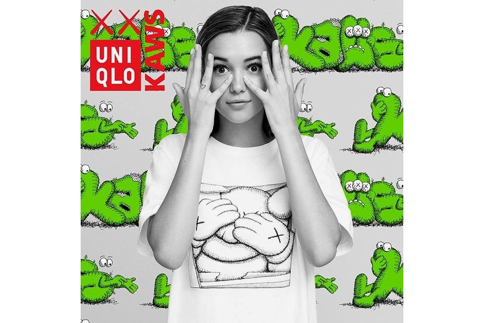 KAWS x Uniqlo UT : Découvrez la collection printemps / été 2016 !
