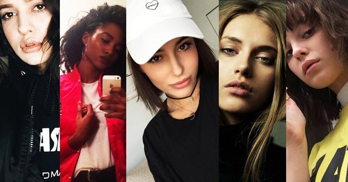 Les filles d'Instagram #8 : la sélection du week-end
