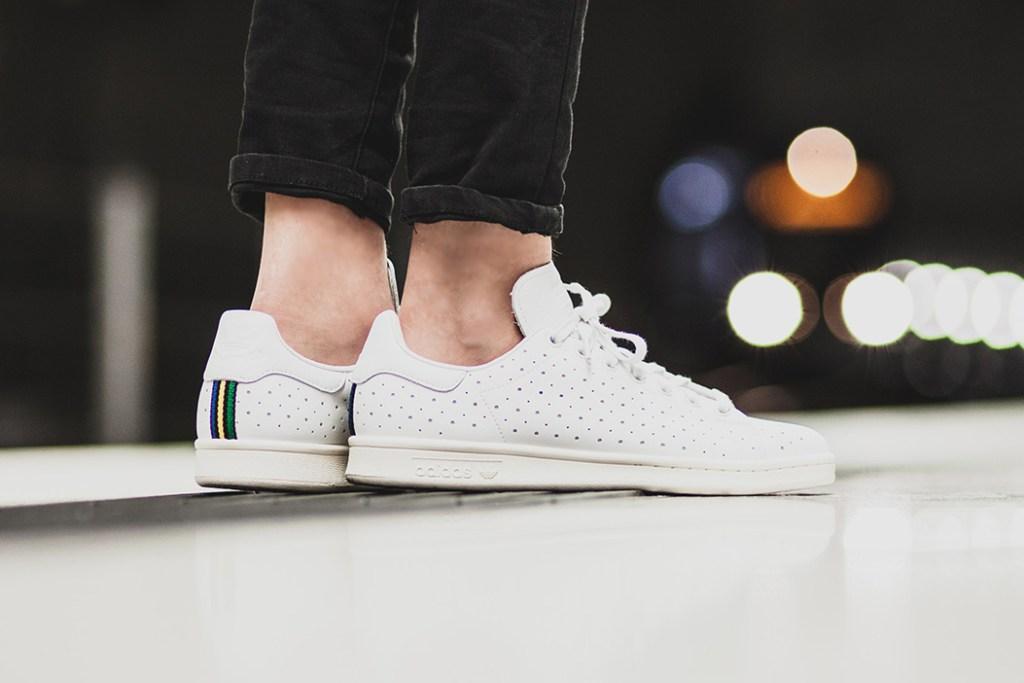 Adidas nous présente sa nouvelle Stan Smith «White»