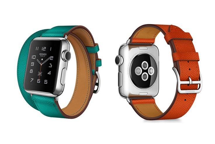 Apple Watch x Hermès : De nouveaux bracelets disponibles