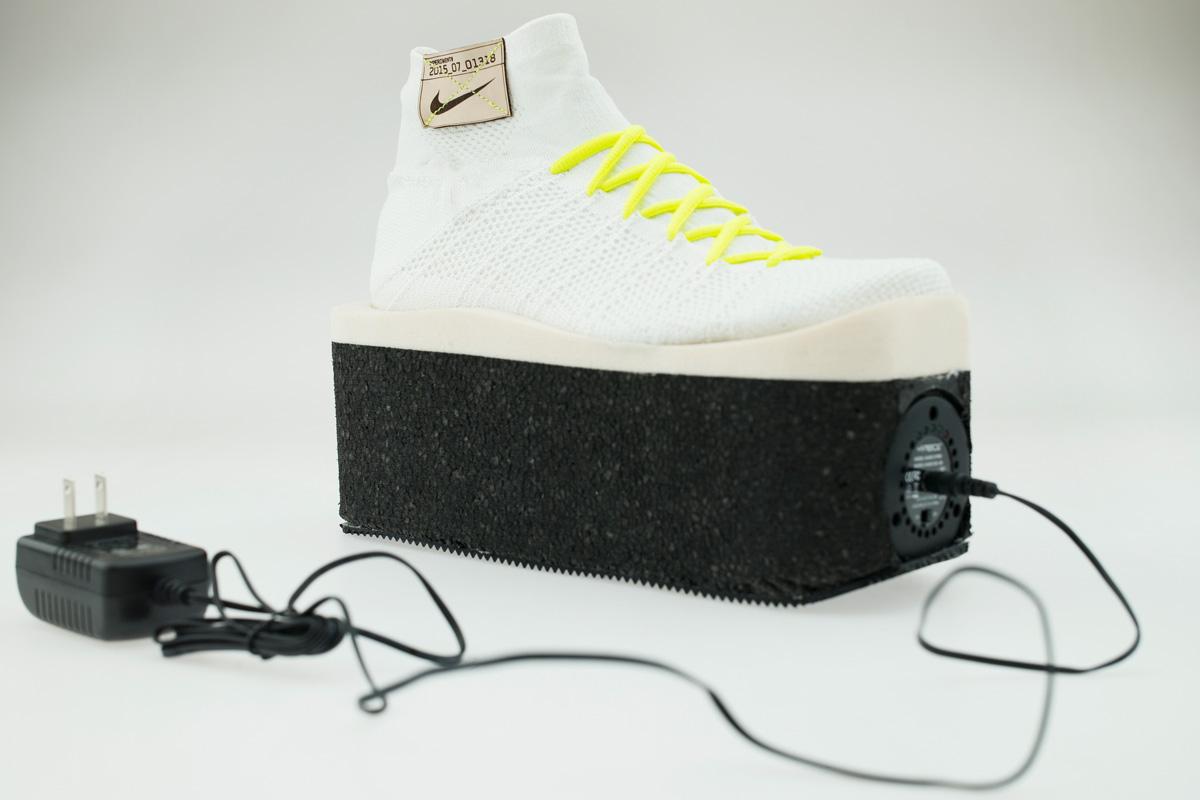 L'art de la sneakers de Nike à la Milan Design Week