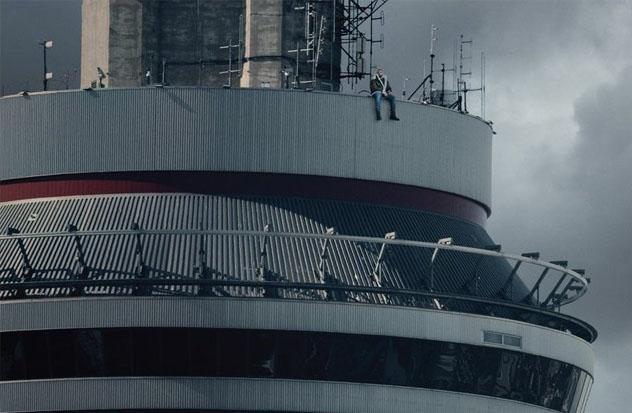 Views, le nouvel album de Drake, est dispo !