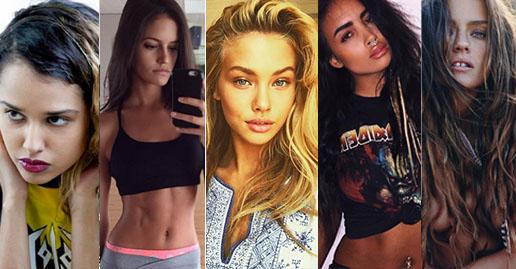 Les filles d'Instagram : la selection du week end #4