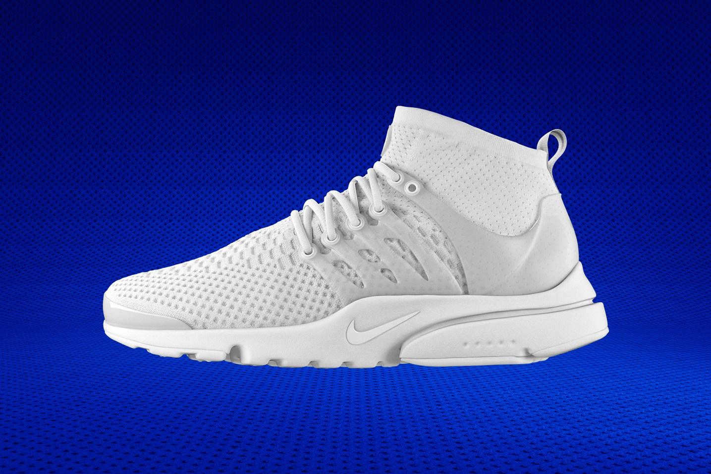 C'est officiel ! Nike dévoile la nouvelle Air Presto Ultra Flyknit
