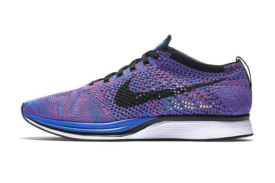 Nike dévoile une nouvelle Flyknit Racer «Indigo»