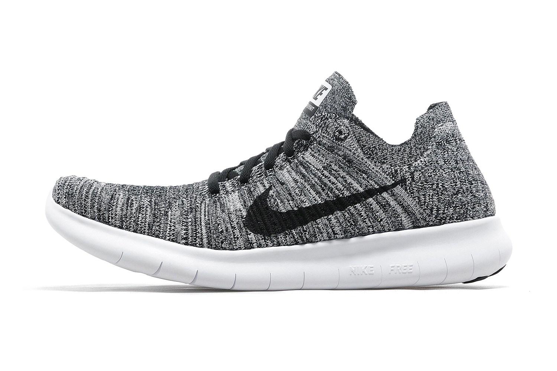 Et Nike dévoila une nouvelle Nike Free RN Flyknit «Oreo»