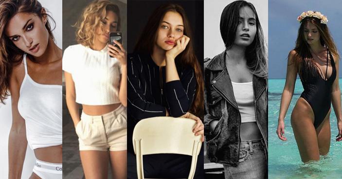 Les filles d'Instagram #6 : la sélection du Week-End