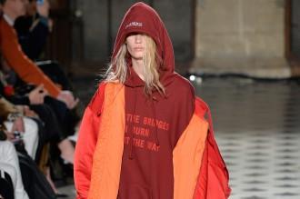 Vetements : Runway - Paris Fashion Week Womenswear Fall/Winter 2016/2017