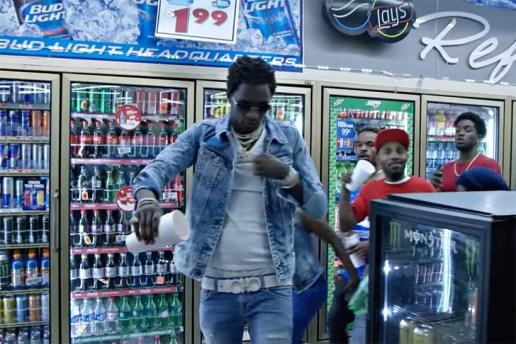 Young Thug balance une nouvelle vidéo pour le morceau «King Troup»