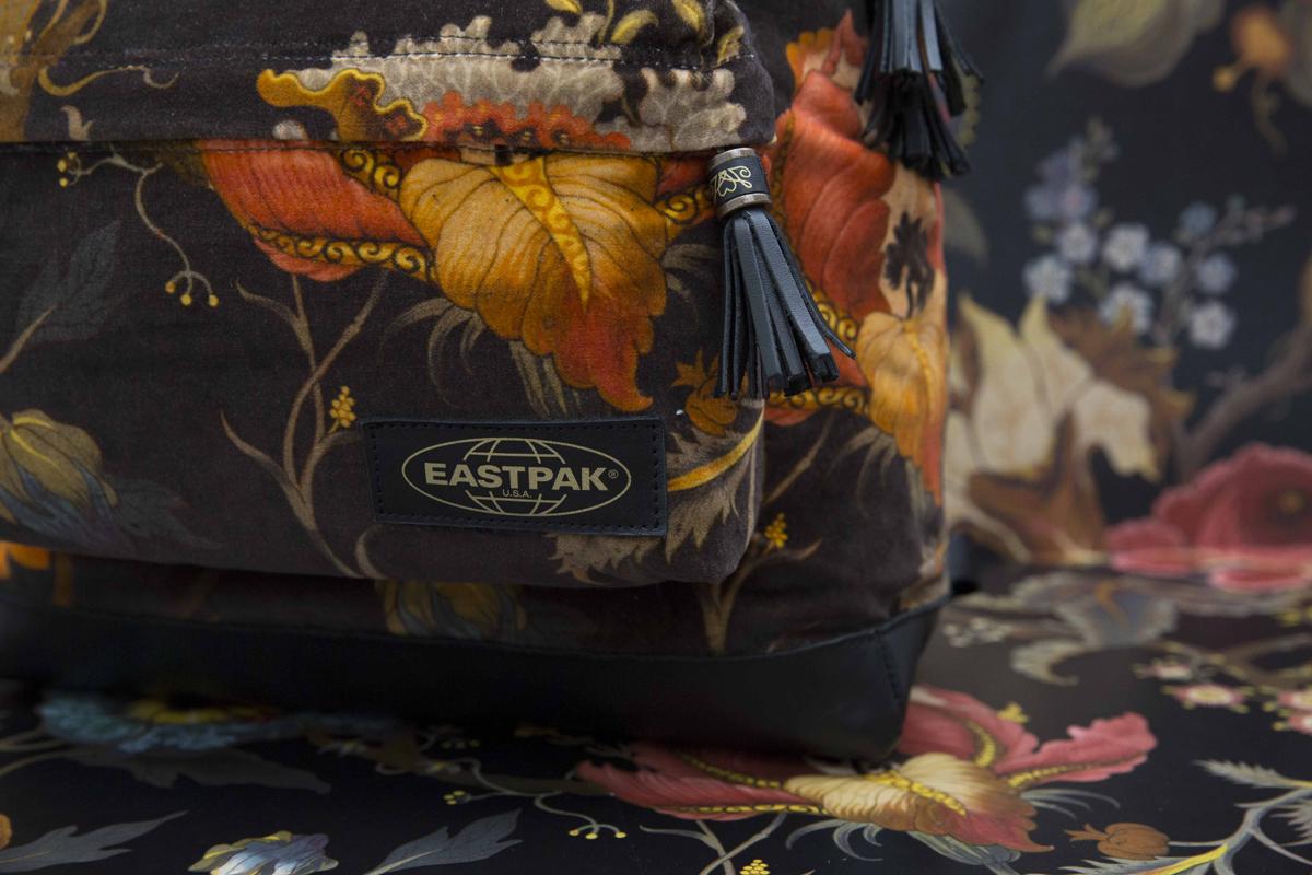 Elégance et qualité pour la nouvelle association Eastpak x House of Hackney