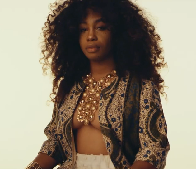 SZA qui reprend «Come and See me» : We're on the road