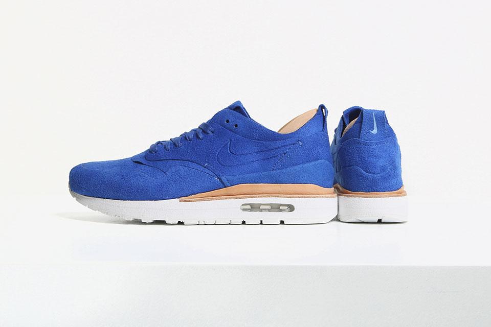 Nike Air Max 1 Royal : «Surtout des rouges et des bleues»