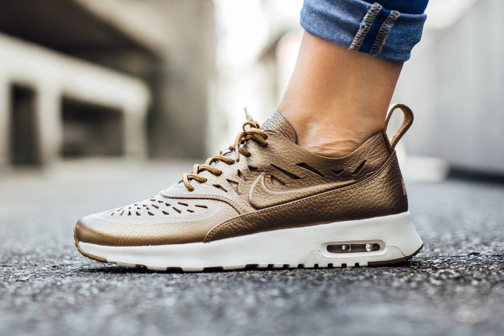 Une nouvelle Nike Air Max Thea Joli girly