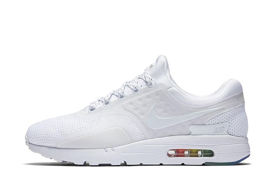 Nike Air Max Zero «Be True» : La Nike Pride