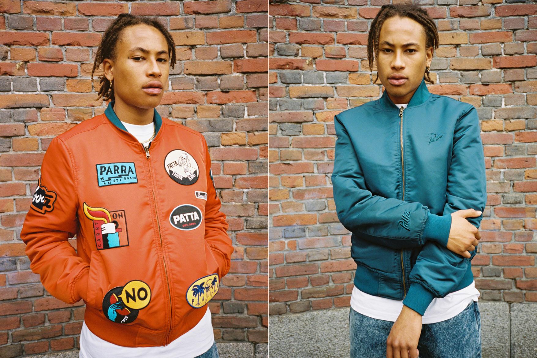 Parra x Patta : Deux marques, deux styles, une pièce