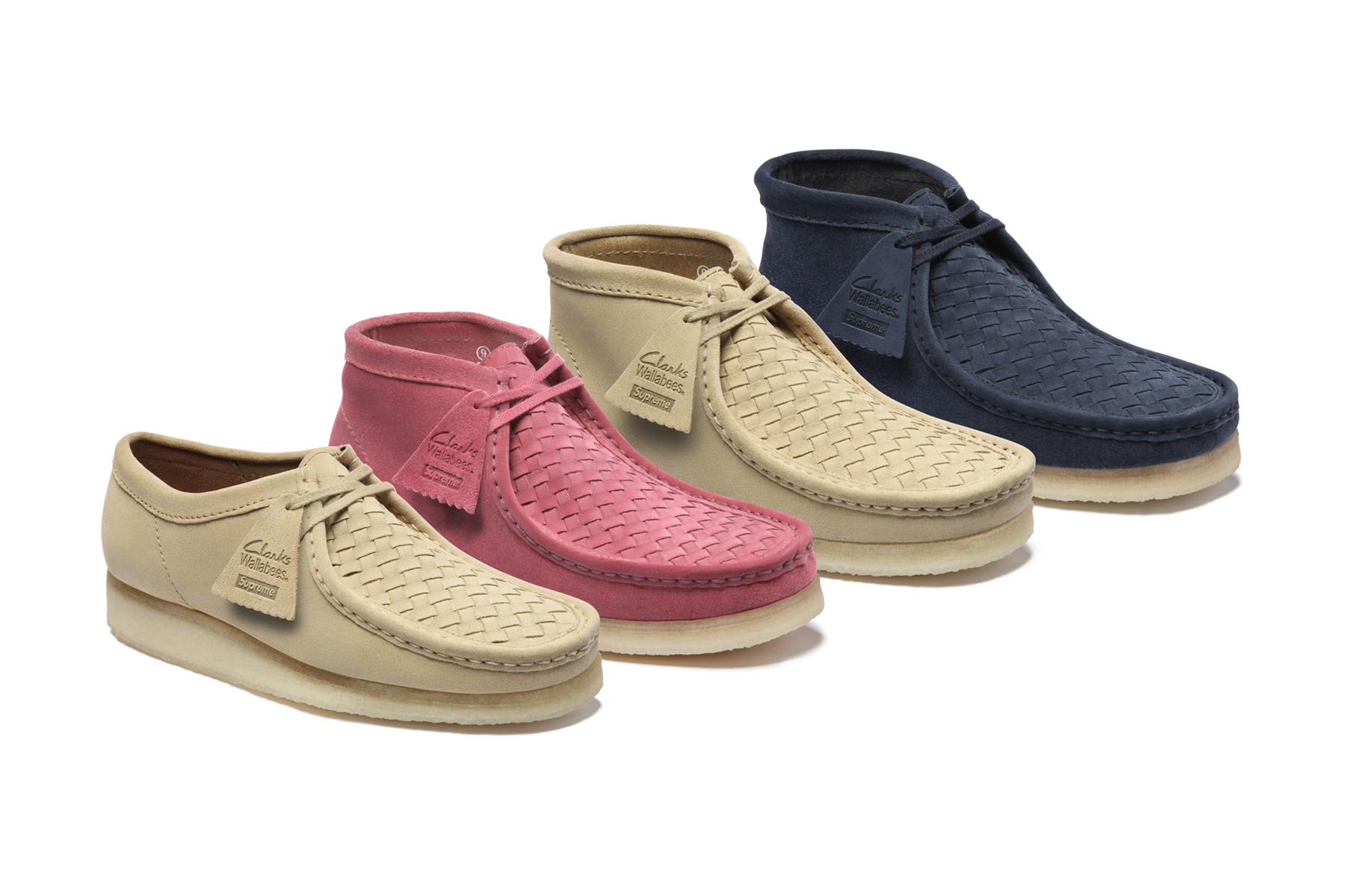 Supreme x Clarks : On dit YES WE CLARKS