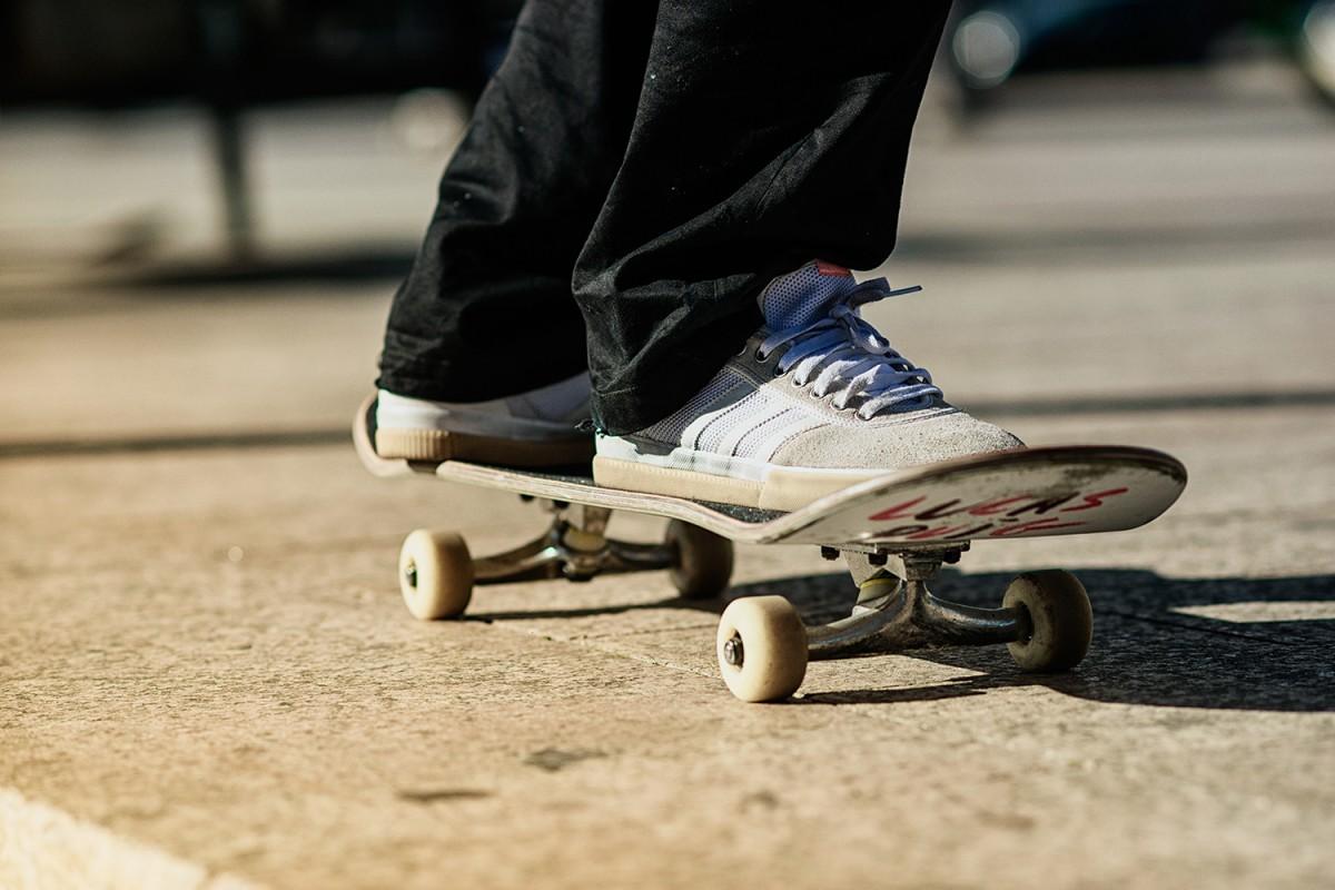 Adidas Skateboarding et Lucas Puig créent la sneakers Adidas Lucas Premiere ADV